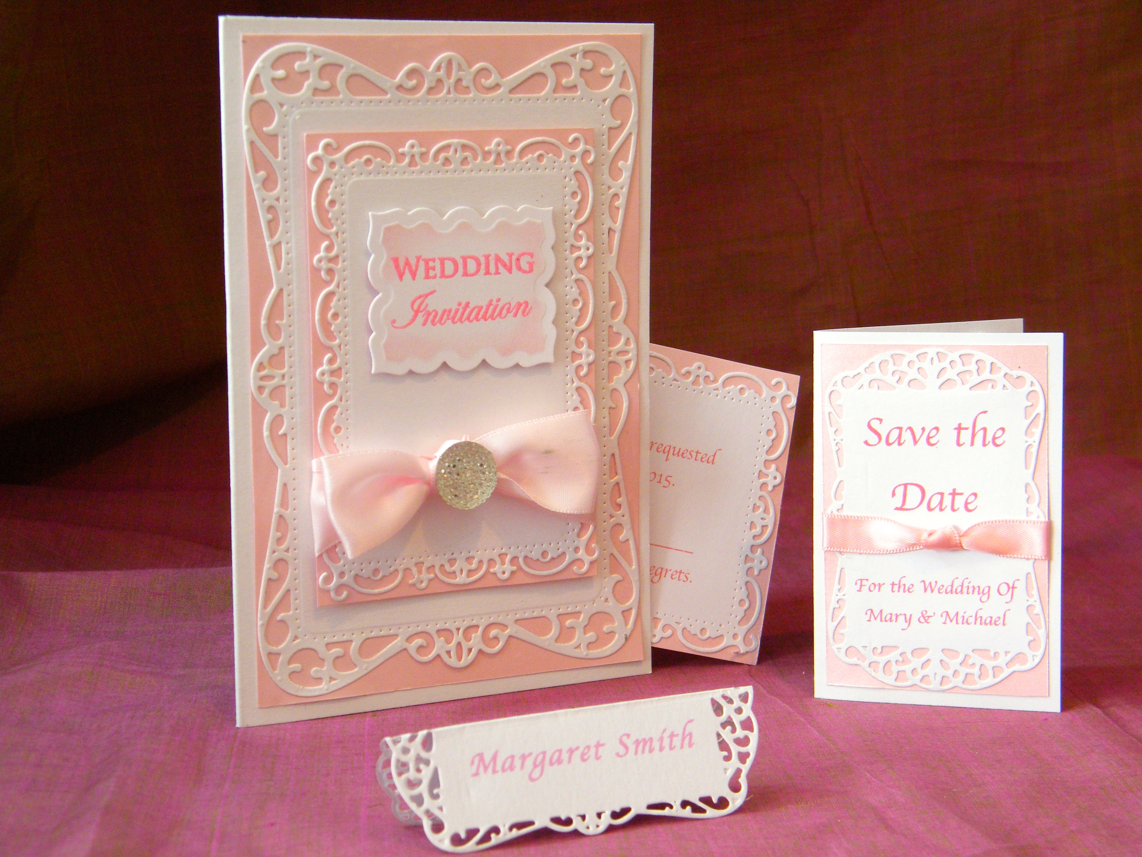 Pink and white collection   Putting on the Glitz blog